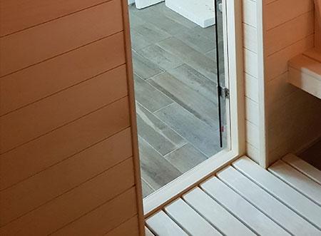 Pohlad von zo sauny